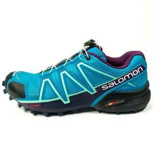 Salomon Speedcross 4 Trail Running Hiking Shoes